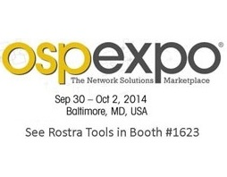 See Rostra Tools in Booth #1623
