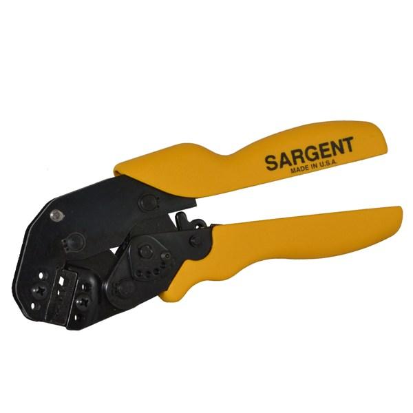 2165 ct coax crimp tool rg174 fiber optic sargent tools. Black Bedroom Furniture Sets. Home Design Ideas