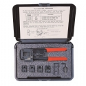 #TK7100 Modular Plug Crimp Tools Kit